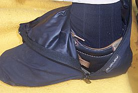 Burley shoe cover